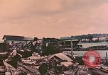 Image of Waterfront destruction  Palau Islands, 1944, second 61 stock footage video 65675022883