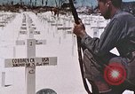 Image of U.S. Armed Forces Cemetery No. 1 Peleliu Palau Islands, 1944, second 16 stock footage video 65675022888