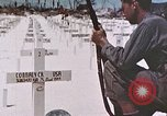 Image of U.S. Armed Forces Cemetery No. 1 Peleliu Palau Islands, 1944, second 17 stock footage video 65675022888