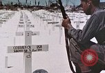 Image of U.S. Armed Forces Cemetery No. 1 Peleliu Palau Islands, 1944, second 23 stock footage video 65675022888