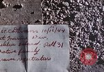 Image of U.S. Armed Forces Cemetery No. 1 Peleliu Palau Islands, 1944, second 26 stock footage video 65675022888