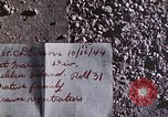 Image of U.S. Armed Forces Cemetery No. 1 Peleliu Palau Islands, 1944, second 27 stock footage video 65675022888