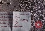 Image of U.S. Armed Forces Cemetery No. 1 Peleliu Palau Islands, 1944, second 31 stock footage video 65675022888