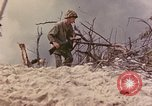 Image of US First Marine Division Peleliu Palau Islands, 1944, second 30 stock footage video 65675022901