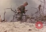 Image of US First Marine Division Peleliu Palau Islands, 1944, second 31 stock footage video 65675022901