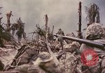 Image of US First Marine Division Peleliu Palau Islands, 1944, second 45 stock footage video 65675022901