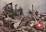 Image of US First Marine Division Peleliu Palau Islands, 1944, second 48 stock footage video 65675022901