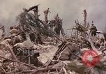 Image of US First Marine Division Peleliu Palau Islands, 1944, second 49 stock footage video 65675022901