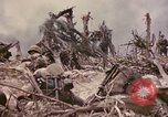 Image of US First Marine Division Peleliu Palau Islands, 1944, second 50 stock footage video 65675022901