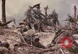 Image of US First Marine Division Peleliu Palau Islands, 1944, second 51 stock footage video 65675022901