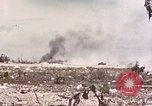Image of First Marine Division Peleliu Palau Islands, 1944, second 39 stock footage video 65675022903