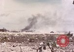 Image of First Marine Division Peleliu Palau Islands, 1944, second 43 stock footage video 65675022903