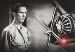 Image of P-47 Thunderbolt aircraft United States USA, 1943, second 34 stock footage video 65675022992