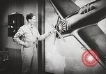 Image of P-47 Thunderbolt aircraft United States USA, 1943, second 37 stock footage video 65675022992