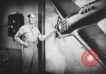 Image of P-47 Thunderbolt aircraft United States USA, 1943, second 39 stock footage video 65675022992