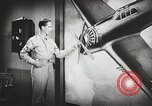 Image of P-47 Thunderbolt aircraft United States USA, 1943, second 40 stock footage video 65675022992