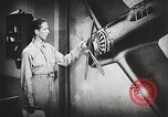 Image of P-47 Thunderbolt aircraft United States USA, 1943, second 45 stock footage video 65675022992