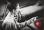 Image of P-47 Thunderbolt aircraft United States USA, 1943, second 54 stock footage video 65675022992