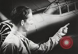 Image of P-47 Thunderbolt aircraft United States USA, 1943, second 55 stock footage video 65675022992