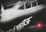 Image of P-47 Thunderbolt aircraft United States USA, 1943, second 57 stock footage video 65675022992