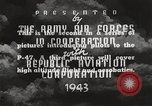 Image of P-47 Thunderbolt United States USA, 1943, second 37 stock footage video 65675022995