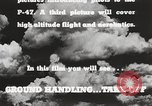 Image of P-47 Thunderbolt United States USA, 1943, second 53 stock footage video 65675022995