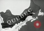 Image of American colonists Canada, 1969, second 47 stock footage video 65675023009