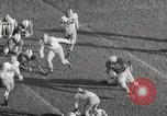 Image of College football Madison Wisconsin USA, 1953, second 38 stock footage video 65675023025