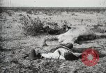 Image of federal soldiers Ojinaga Mexico, 1913, second 7 stock footage video 65675023029