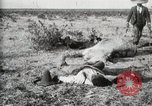 Image of federal soldiers Ojinaga Mexico, 1913, second 13 stock footage video 65675023029