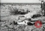 Image of federal soldiers Ojinaga Mexico, 1913, second 14 stock footage video 65675023029