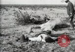 Image of federal soldiers Ojinaga Mexico, 1913, second 15 stock footage video 65675023029