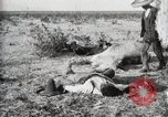 Image of federal soldiers Ojinaga Mexico, 1913, second 17 stock footage video 65675023029