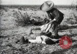 Image of federal soldiers Ojinaga Mexico, 1913, second 21 stock footage video 65675023029