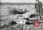 Image of federal soldiers Ojinaga Mexico, 1913, second 24 stock footage video 65675023029