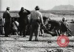 Image of Federal soldiers Ojinaga Mexico, 1913, second 17 stock footage video 65675023030