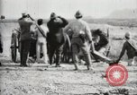 Image of Federal soldiers Ojinaga Mexico, 1913, second 28 stock footage video 65675023030