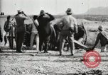 Image of Federal soldiers Ojinaga Mexico, 1913, second 30 stock footage video 65675023030