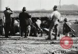 Image of Federal soldiers Ojinaga Mexico, 1913, second 33 stock footage video 65675023030