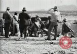 Image of Federal soldiers Ojinaga Mexico, 1913, second 38 stock footage video 65675023030