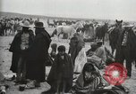 Image of Federal refugees Tierra Blanca Mexico, 1914, second 42 stock footage video 65675023031