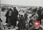 Image of Federal refugees Tierra Blanca Mexico, 1914, second 43 stock footage video 65675023031