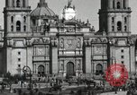 Image of Mexican Monuments Mexico City Mexico, 1925, second 33 stock footage video 65675023036