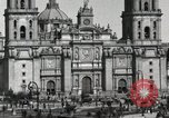 Image of Mexican Monuments Mexico City Mexico, 1925, second 34 stock footage video 65675023036