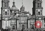 Image of Mexican Monuments Mexico City Mexico, 1925, second 36 stock footage video 65675023036