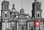 Image of Mexican Monuments Mexico City Mexico, 1925, second 37 stock footage video 65675023036
