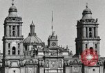 Image of Mexican Monuments Mexico City Mexico, 1925, second 39 stock footage video 65675023036