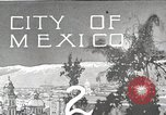 Image of Mexican Monuments Mexico City Mexico, 1925, second 49 stock footage video 65675023036