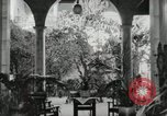 Image of Spanish Patio Mexico City Mexico, 1925, second 20 stock footage video 65675023038