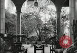 Image of Spanish Patio Mexico City Mexico, 1925, second 23 stock footage video 65675023038